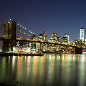 Brooklyn Bridge by Stephen Majchrzak - Uncategorized All Uncategorized