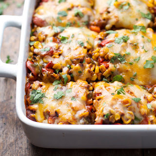 Ground Beef Dinner Casseroles Recipes