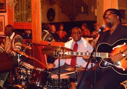 Photo: Masters of Groove (Rueben Wilson, Bernard Purdie & Grant Greene, Jr.) - Randy Norfus, photographer