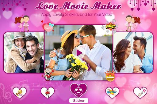 Love Photo Video Maker with Music 1.3 screenshots 6