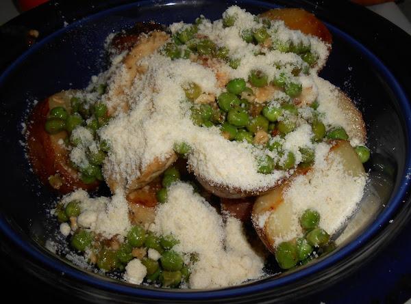 Italian Garlic Chicken Skillet Recipe