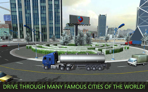 USA Truck Driver: 18 Wheeler 1.4 screenshots 12