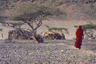 Photo: Désert au Soudan