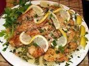 Andi's Lemon Chicken Love Recipe