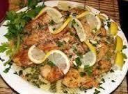 Andi's Lemon Chicken Love Recipe