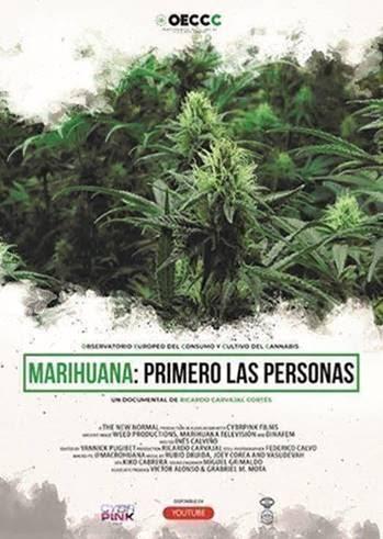 Marihuana primero las personas
