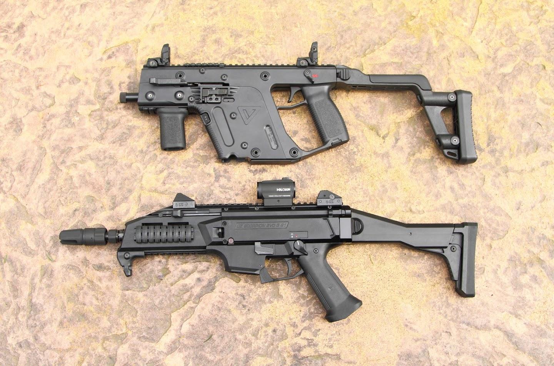 Scorpion Carbine Tri lug adapter? - AR15 COM