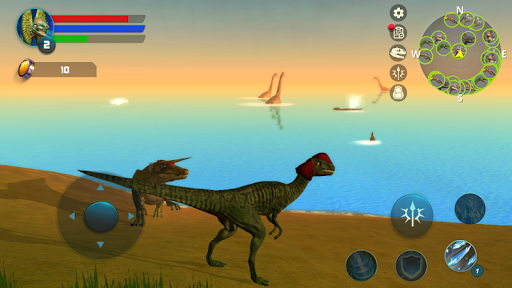 Dilophosaurus Simulator filehippodl screenshot 4