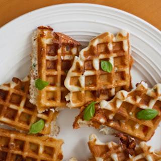 Caprese Waffles