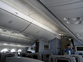 Photo: Very spacious cargo space and the ceiling-787