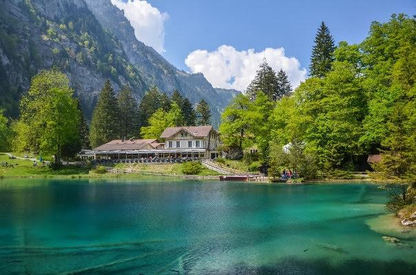 Blausee; Bern