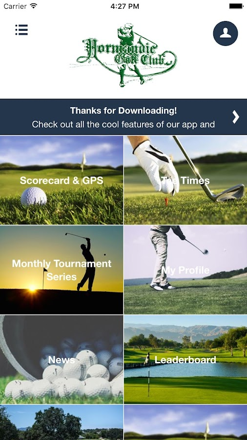 Normandie GC- screenshot