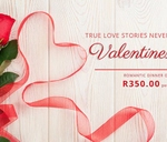 Valentine's Day at Kedar Heritage Lodge : Kedar Heritage Lodge, Conference Centre & Spa