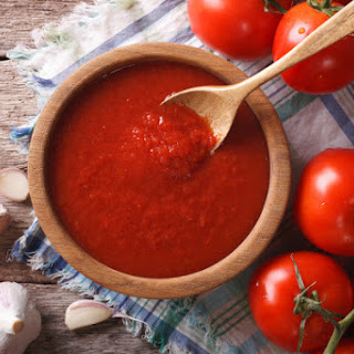 Easy 'Cheater's' Tomato Sauce.