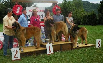 Photo: Joli podium
