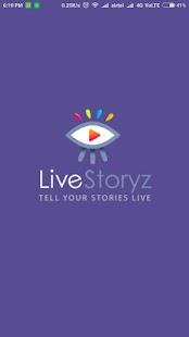 LiveStoryz - náhled
