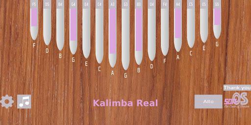 Kalimba Real 1.3.1 screenshots 4