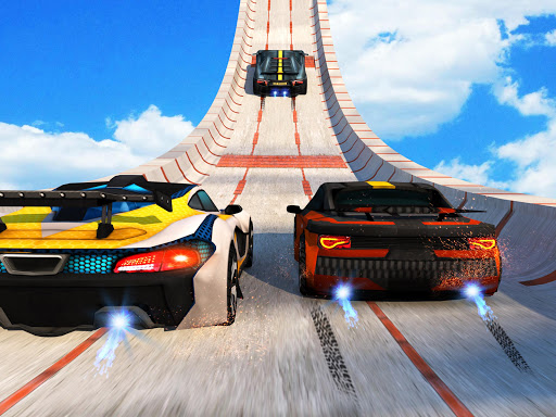 Extreme GT Racing Car Stunts Races screenshots 8