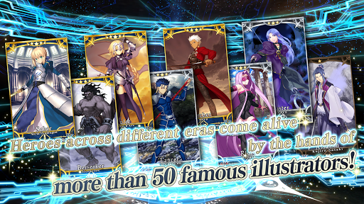 Fate/Grand Order (English)  screenshots 4