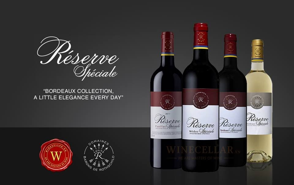 Reserve Speciale Collection - DBR (Lafite)
