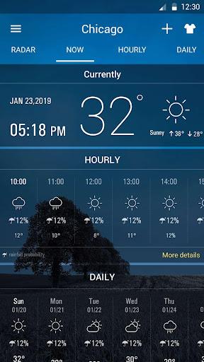 Weather Radar App Free & Storm Tracker 이미지[5]