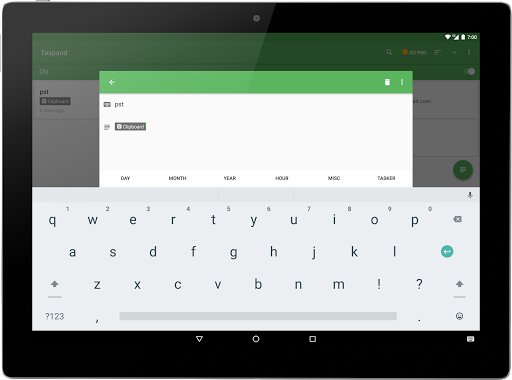 Screenshot for Texpand Plus - Text Expander in United States Play Store