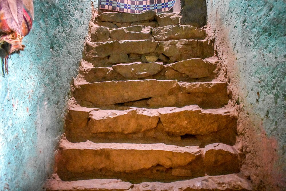 stairs+spitian+home+chicham+Spiti+valley+himachal+himalayas