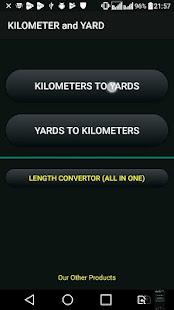 App Kilometer and Yard (km & yd) Convertor APK for Windows Phone