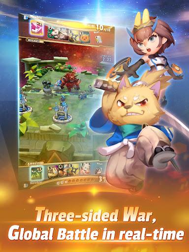 Omega Force: Battle Arena 1.3.2 screenshots 10