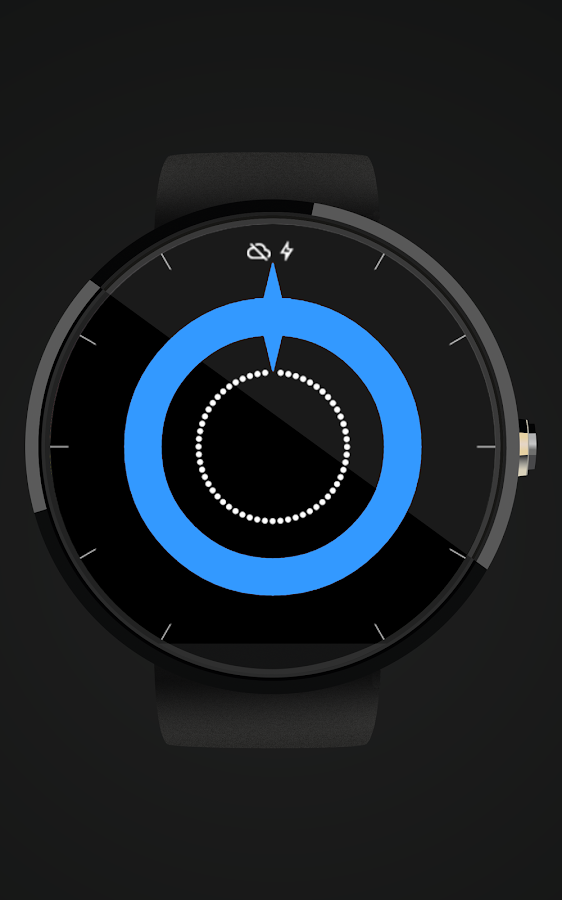 Chako Watch Face- screenshot