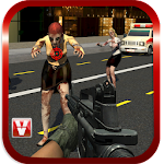 Zombie Shooter Assassin 3D Icon