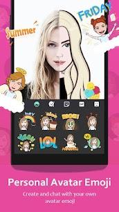 GO Keyboard Apk – Cute Emojis, Themes and GIFs 2
