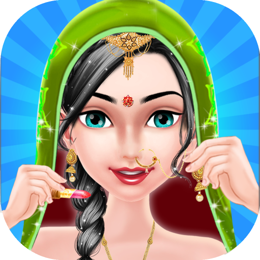Indian Star Makeup And Dressup (game)