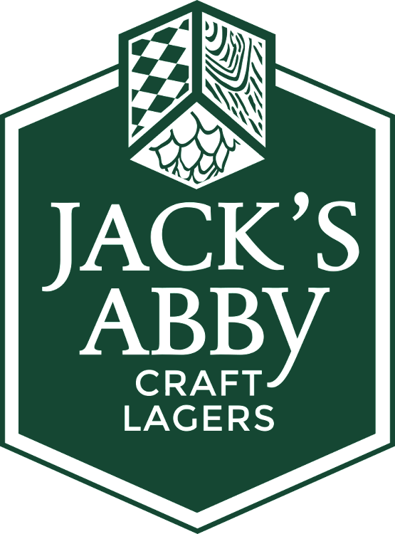 Logo of Jack's Abby Baby Hammer