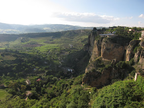 Photo: The views from Ronda are famous.