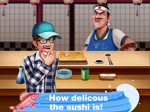 Screenshot for Mermaid Secrets16 – Save a Mermaid Princess Sushi in Hong Kong Play Store