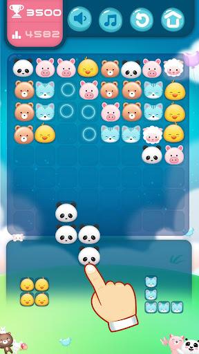 Animal Block Puzzle screenshot 4