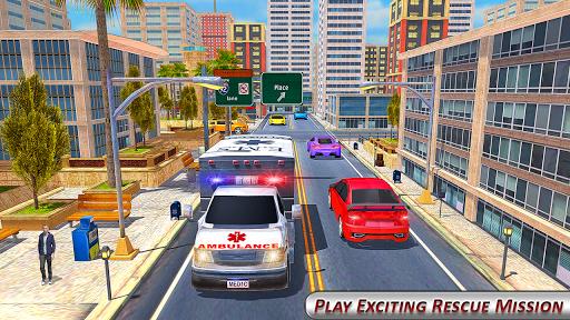 Ambulance Rescue Games 2020 screenshots 2