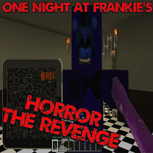 Map One Night At Frankie's The Revenge MCPE