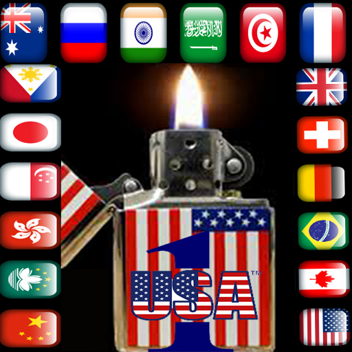 Flags Zippo Lighter