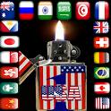 Flags Zippo Lighter icon