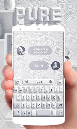 Pure GO Keyboard Theme Emoji