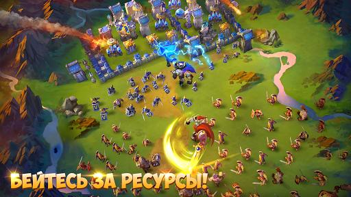 Castle Clash: Путь Храбрых screenshot 3