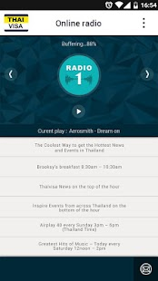 Thaivisa Radio- screenshot thumbnail