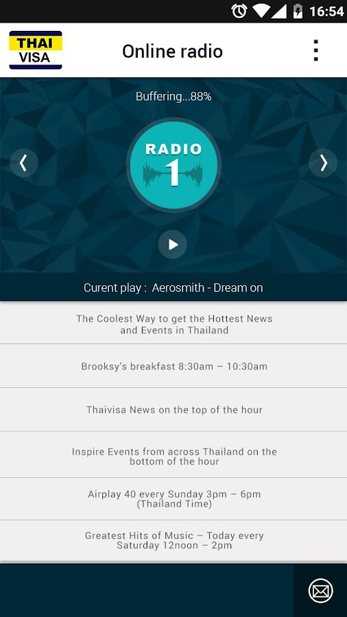 Thaivisa Radio- screenshot