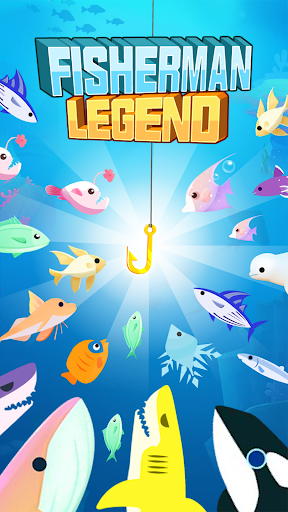 Fisherman Legend - Experience Real Fishing! apkmind screenshots 2