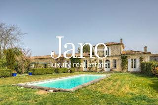 Maison La Brède (33650)