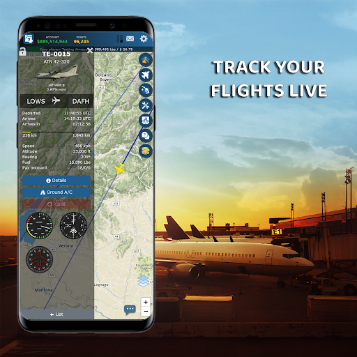 Airline Manager 4 screenshots 2