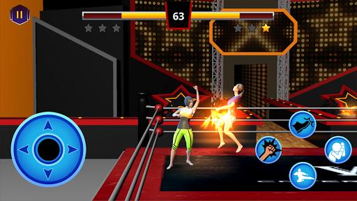Wrestling Revolution Champions Kick Punch Boxing 1.1.10 screenshots 1