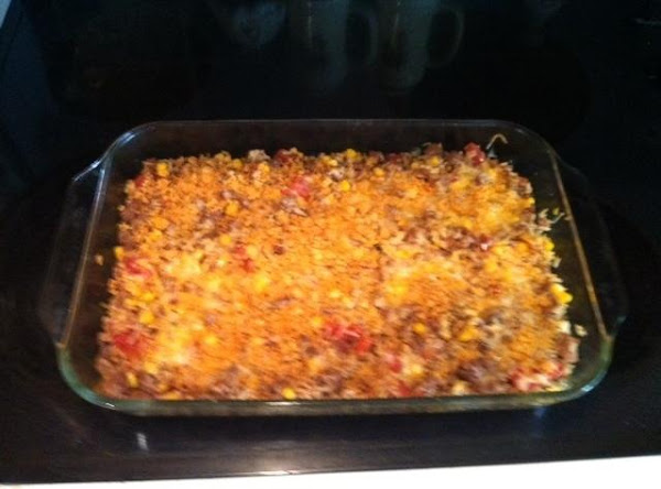 Spanish Rice With Ground Beef Recipe